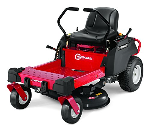 Troy-Bilt Mustang Fit Riding Lawn Mower with 34-Inch Deck...