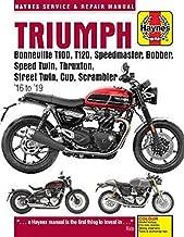 Triumph Bonneville T100 T120 16 19