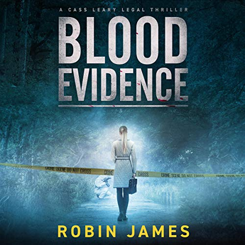 Blood Evidence cover art