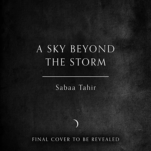 Couverture de A Sky Beyond the Storm