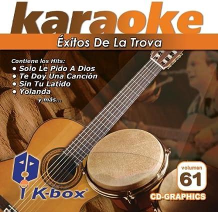 KBO-61 xitos De La Trova(Karaoke)
