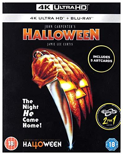 Halloween (2 Blu-Ray) [Edizione: Regno Unito] [Italia] [Blu-ray]