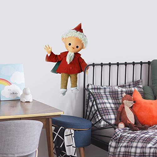 Wall Decoration Schlafzimmer Wandtattoo für Kinder 3D Sandmann Klebebilder für die Wand