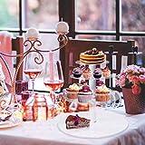 Acryl Cupcake Ständer | Tortenständer | Nachmittagstee Stand | Abgestufte Anzeigeeinheit | Kuchen Display | Partygeschirr | Pukkr - 3