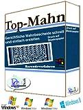 TopMahn Barcode gerichtliches Mahnverfahren -