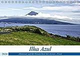 Ilha Azul, Abenteuer auf der blauen Insel der Azoren - Faial (Tischkalender 2020 DIN A5 quer): Faial, die Insel der Hortensien, gehört zu den fünf ... der Azoren. (Monatskalender, 14 Seiten )