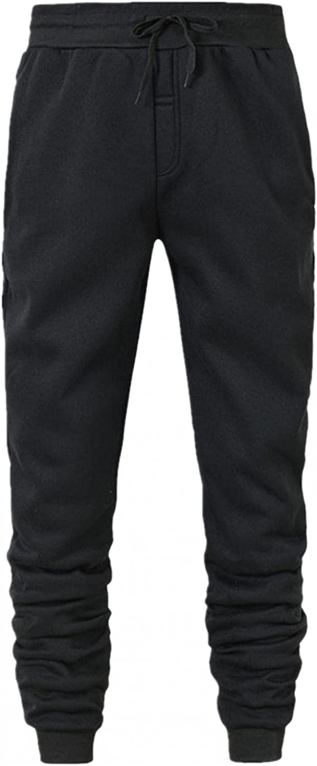 Men's Slim Joggers Gym Workout Pants Sport Training Tapered Sweatpants Casual Athletics Joggers Pants with Pockets