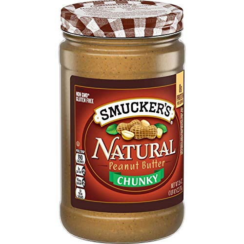 Smucker's Natural Chunky Peanut Butter (737 g)