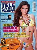 TELE CABLE SAT HEBDO [No 1059] du 16/08/2010 - MISS UNIVERS / MALIKA MENARD -SEULS DANS L'UNIVERS / GRICHKA BOGDANOFF REPOND -