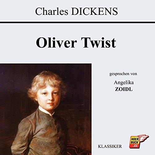 Page de couverture de Oliver Twist