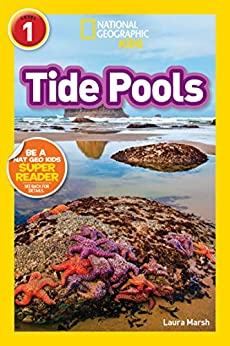 National Geographic Readers: Tide Pools (L1) by [Laura Marsh]
