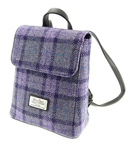 Damen Harris Tweed Mini-Rucksack LB1213 (COL89)