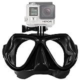 CameraParts BZN Wassersport Tauchausrüstung Tauchermaske Schwimmbrille for GoPro NEW HERO / HERO6 /...