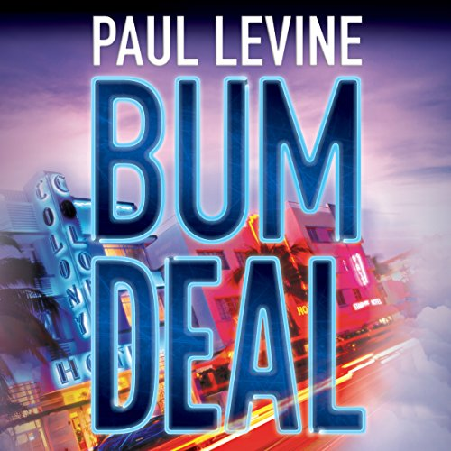 Bum Deal audiobook cover art