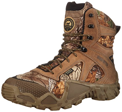 "Irish Setter Men's 2873 Vaprtrek 8"" Hunting Boot,Realtree Xtra Camouflage,14 D US"