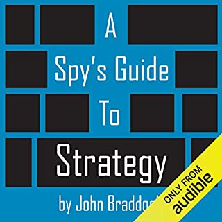A Spy's Guide to Strategy cover art