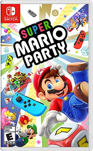 Super Mario Party – Nintendo Switch – Standard Edition