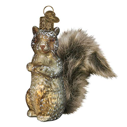 Old World Christmas Vintage Squirrel