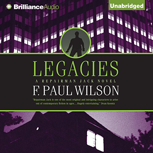 Legacies cover art