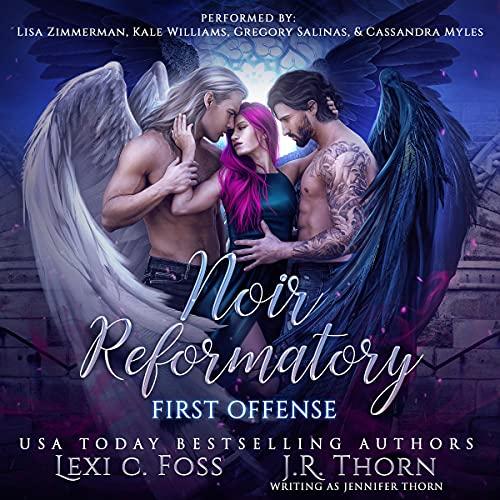Noir Reformatory Audiobook By Lexi C. Foss, Jennifer Thorn cover art