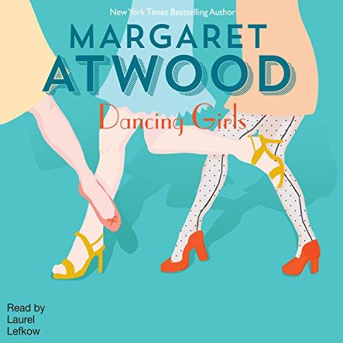Page de couverture de Dancing Girls