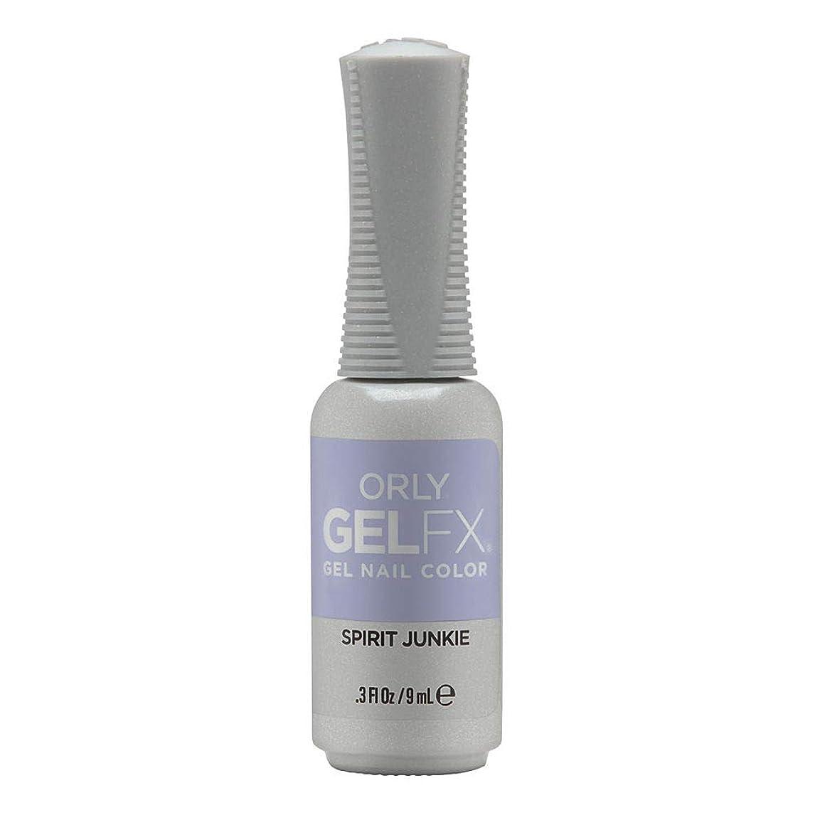 レジデンスメッセージパラナ川ORLY Gel FX - Radical Optimism 2019 Collection - Spirit Junkie - 0.3 oz / 9 mL