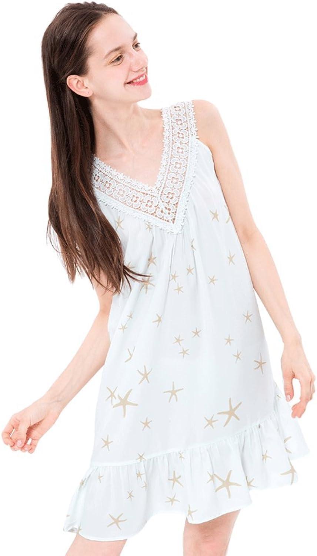 Summer Vneck lace lace skirt ( color   White , Size   S )