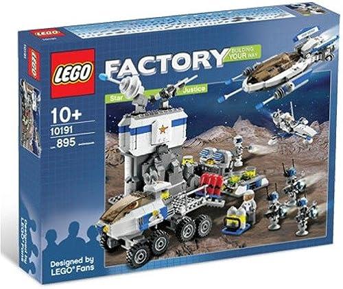 Venta al por mayor barato y de alta calidad. LEGO Factory Factory Factory 10191-Star Justice  mejor servicio
