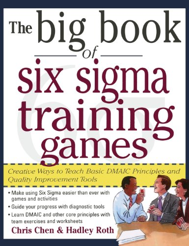 Big Book of 6 SIGMA Training Games Pro