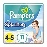 Pampers Schwimmwindeln Splashers Größe 4 5