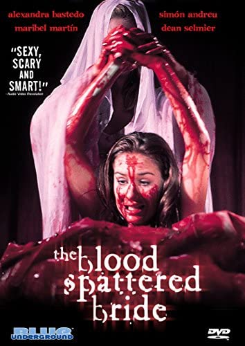 The Blood Spattered Bride product image