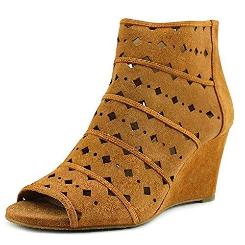Michael Michael Kors Womens Uma Peep Toe Casual Platform, Acorn, Size 7.5