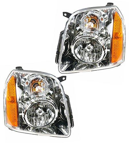 07 gmc headlights - 7