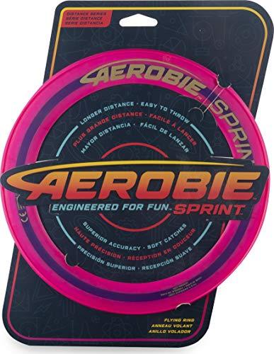 Aerobie Sprint Flying Ring Wurfring mit Durchmesser 25,4 cm (farblich sortiert)