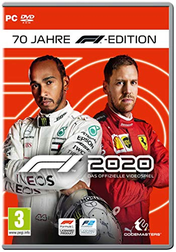 F1 2020 70 Jahre F1 Edition (PC) (64-Bit) [PEGI-AT]