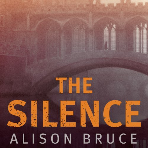 The Silence audiobook cover art