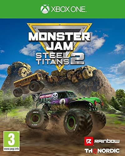 Monster Jam Steel Titans 2 - Xbox O