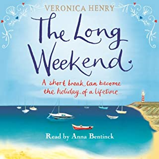 The Long Weekend                   By:                                                                                                                                 Veronica Henry                               Narrated by:                                                                                                                                 Anna Bentinck                      Length: 11 hrs and 25 mins     683 ratings     Overall 4.3