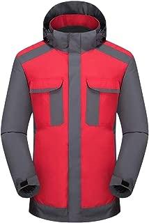Sport Coats,IHGTZS Men Winter Hooded Softshell Windproof Waterproof Soft Coat Shell Jacket