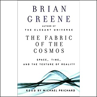 The Fabric of the Cosmos audiobook cover art