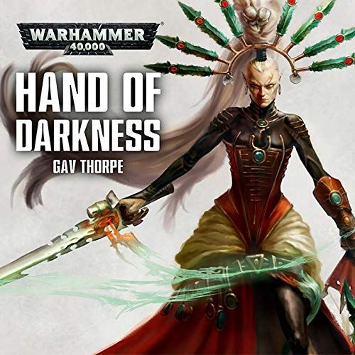 Hand of Darkness cover art