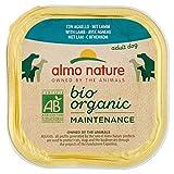 Almo Nature Bio Organic Maintenance con Agnello -Cibo Umido per Cani Adulti, 300 g...