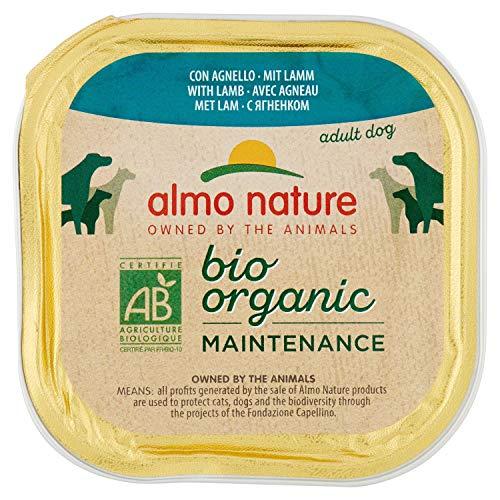 Daily Menu Bio Nourriture pour Chien avec Agneau 300 g