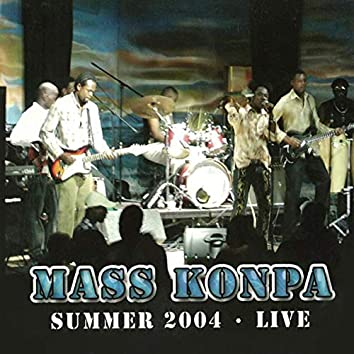 Summer 2004 (Live)