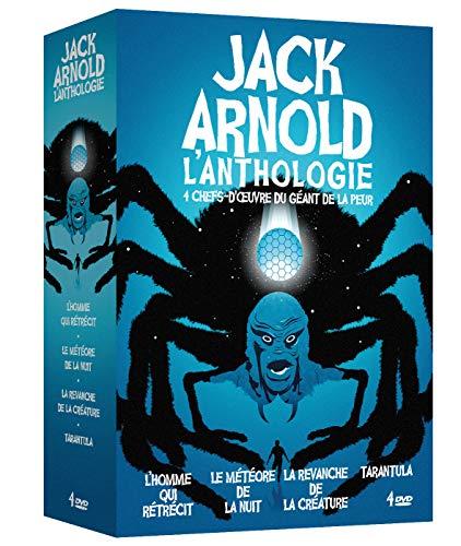Jack arnold, l'anthologie : 4 chefs-d'oeuvre du géant de la peur [FR Import]