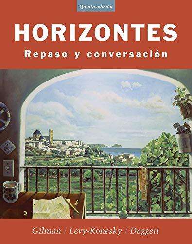 Horizontes: Repaso y Conversacion, 5th Edition