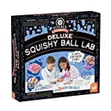 MindWare Science Academy Deluxe Squishy Ball lab - Kids & Teens Make 10 Different Squishy Ball Toys with Our 53pc Set - Wild & Weird Experiments for Boys & Girls - Great Educational Gift