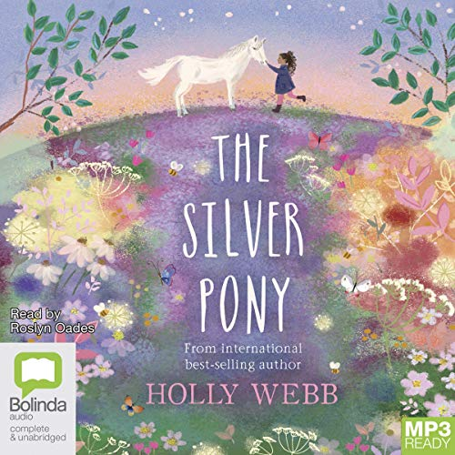 The Silver Pony cover art