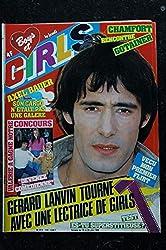 BOYS et GIRLS n° 233 14 au 20 juin 1984 Gerard LANVIN Axel Bauer - CHAMFORT - GOTAINER