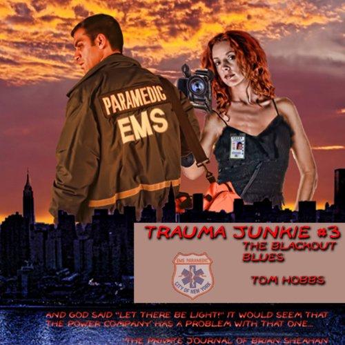 Trauma Junkie #3 cover art